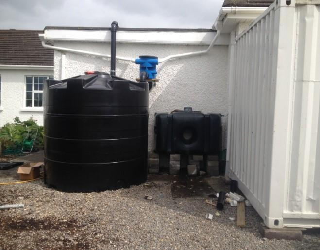 Commercial Rainwater Harvesting Waterways Environmental